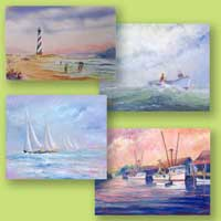 Bob Pittman Artist - Costal Art Prints